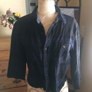 Modern Amusement Shirts - Men's Distressed Flannel